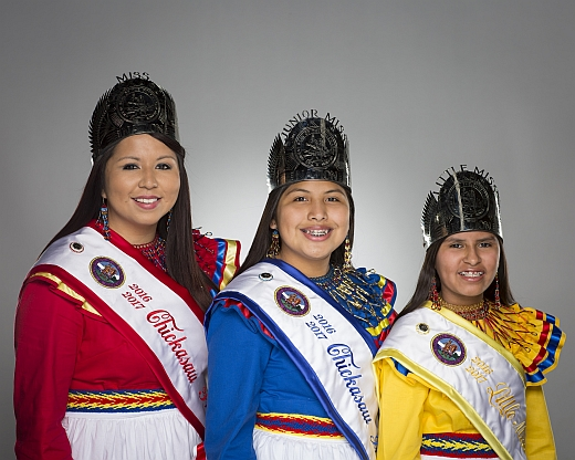 Applications available for Chickasaw Princess Pageant