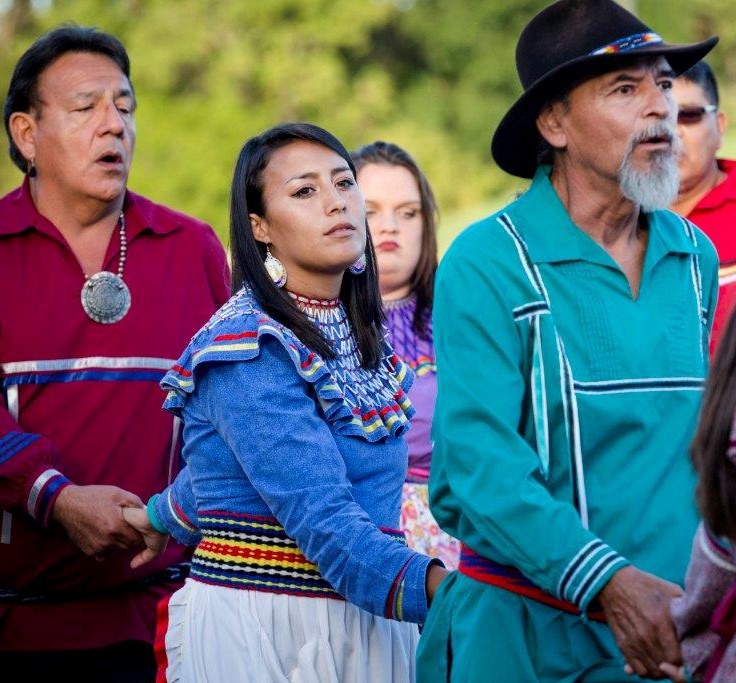 Stomp dance kicks off Chickasaw Annual Meeting and Festival